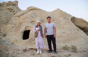 Студенческий научно-исследовательский проект «Место подземных мечетей Мангистау в истории казахской культуры»